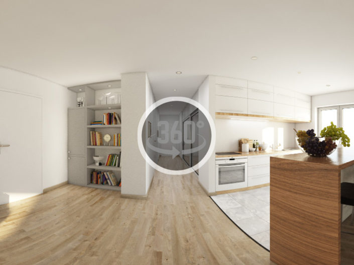 SPACIOUS GERMAN APARTAMENT